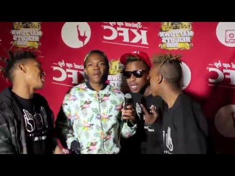 Witness The Funk (WTF) Funny Interview at Maftown Heights