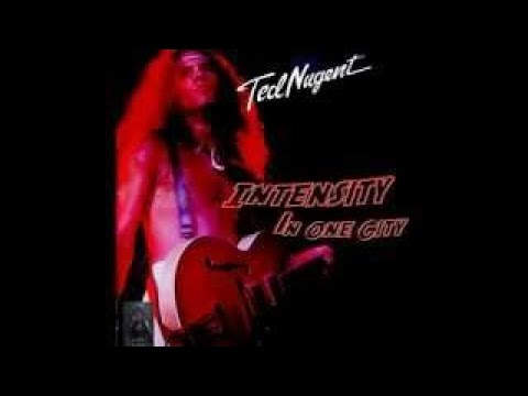 ted nugent tour live omaha intensity in one city 1978 full album