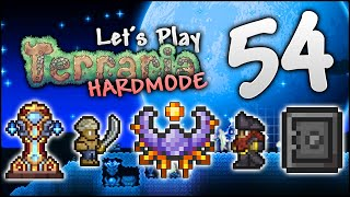 CELESTIAL SHELL & BEST TERRARIA INVENTORY SETUP! | Let's Play Terraria 1.3.5