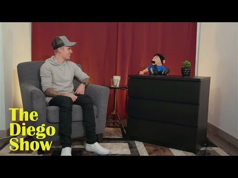 Download Youtube: FUNNY JUSTIN BIEBER INTERVIEW WITH DIEGO