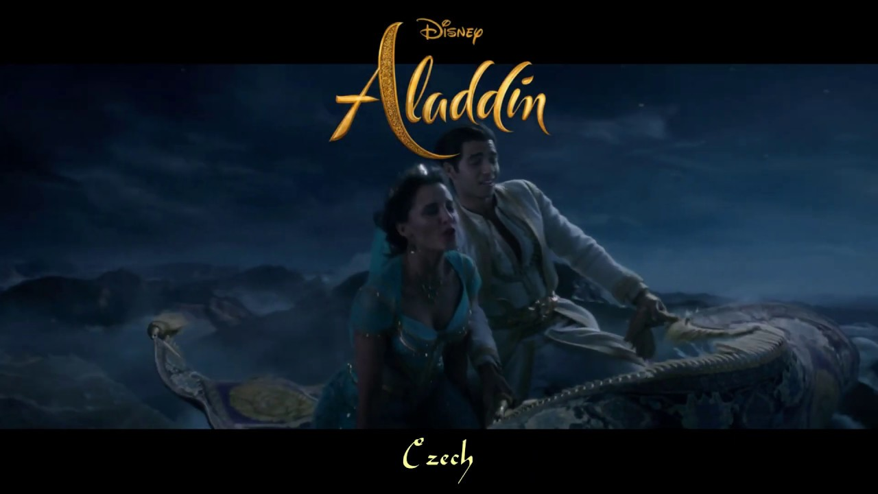 Aladdin (2019) | A Whole New World (Trailer) - One-Line Multilanguage (15  versions) - YouTube