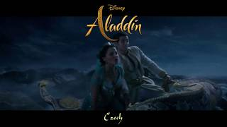 Aladdin (2019) | A Whole New World (Trailer) - One-Line Multilanguage (15 versions)