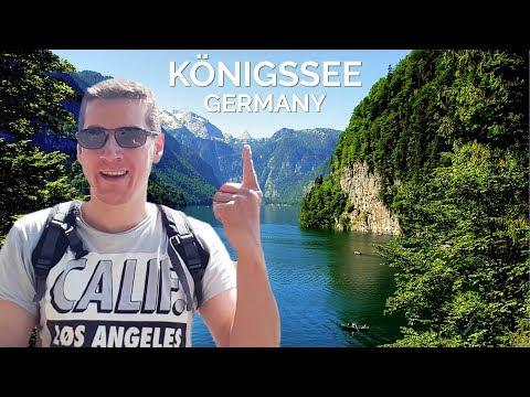 Germany Travel | Bavaria | Königssee | Nationalpark Berchtesgaden