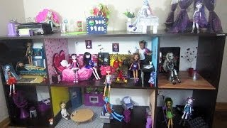 My Monster High Doll House: 2014