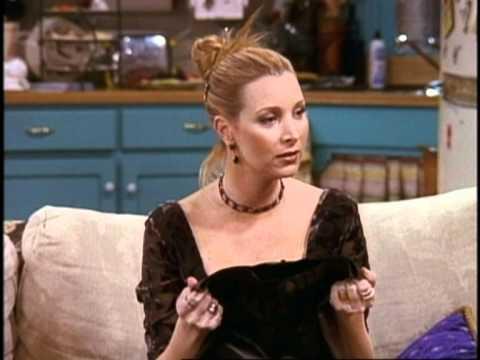 Friends - Phoebe et ses hormones