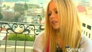 Avril Lavigne - Exposed 2007 - Full Documentary/Interview