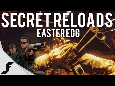 SECRET TERMINATOR RELOAD - Battlefield 4 Easter Egg