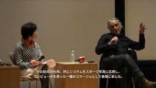 ガブリエル・オロスコ講演会 Lecture by Gabriel Orozco