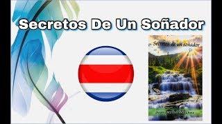 """Presentación Libro """"Secretos De Un Soñador"""" Costa Rica   Radio - Juan Carlos Sanchez"""