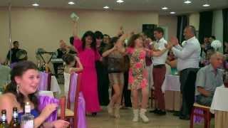 Армянская свадьба. Клип. В ресторане.