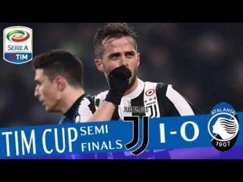 Juventus - Atalanta 1-0 - Highlights - TIM Cup 2017/18