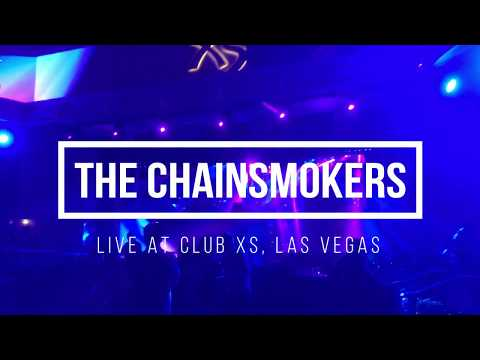 The Chainsmokers Live @ Club XS Highlights