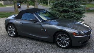 Video BMW Z4 tour, cool features, Twerks and start up download MP3, 3GP, MP4, WEBM, AVI, FLV Agustus 2018
