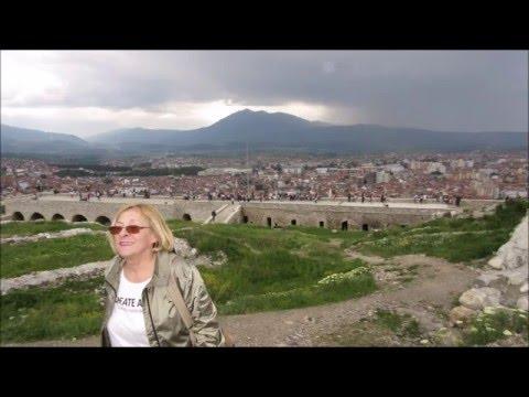 Prizrenski grad (Kaljaja) - Tvrdjava tri carstva (vizantijskog, srpskog i turskog)
