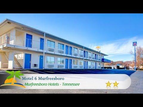 Motel 6 Murfreesboro - Murfreesboro Hotels, Tennessee