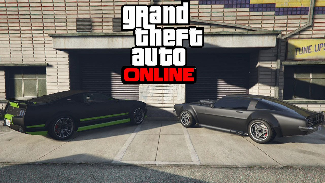 Gta Online Execitves And Criminals Nightshade Vs Dominator
