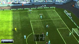 Pro Evolution Soccer 2013 Gameplay (PC HD)