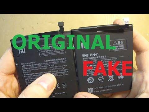 Оригинальные батареи в розничной продаже - МИФ или РЕАЛЬНОСТЬ?