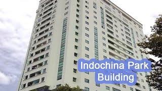 Văn phòng trọn gói tại tòa nhà Indochina Park Building Quận 1