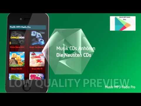 Musik-MP3-Radio Pro App