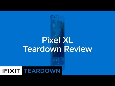 Google Pixel XL Teardown Review!