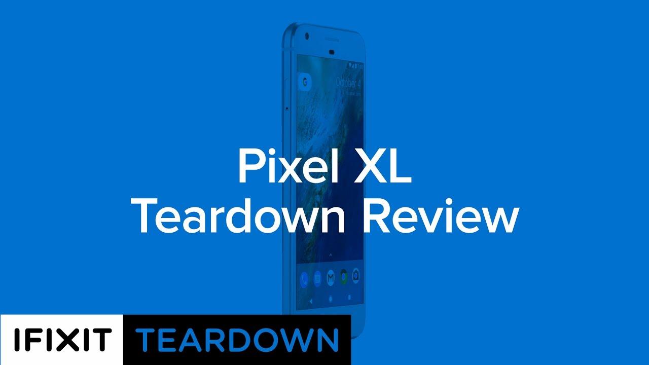 Google Pixel XL Teardown - iFixit