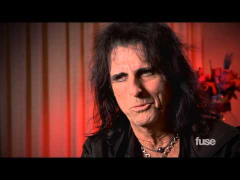 Alice Cooper Slams Lumineers and Mumford & Sons