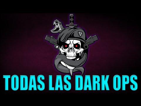 Black Ops 3: ''TODOS LOS DESAFIOS DE DARK OPS'' Los Retos mas Imposibles