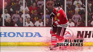 NHL 11 Gameplay First Look - E3 2010