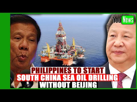 WHAT WILL CHINA DO? Philippines to start South China Sea oil drilling without Beijing.