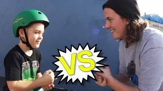 Rocco Piazza vs Shelby Grimnes Game Of S.C.O.O.T │ The Vault Pro Scooters