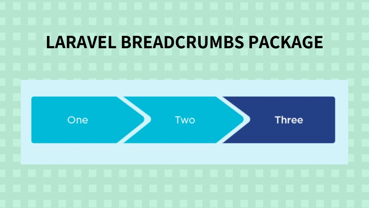 Laravel Breadcrumbs: Show Path to Your Article - Laravel Daily