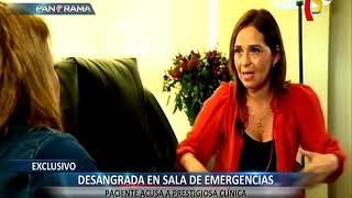 Desangrada en una sala de emergencia: Historia de un hecho sin respuestas