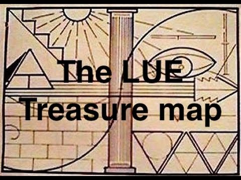 LUE Treasure Map Part 1 of 2