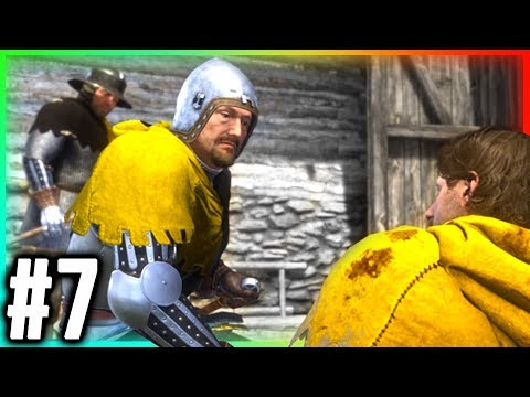KINGDOM COME DELIVERANCE Walkthrough Part 7 - Neuhof Guide!