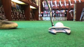 ODYSSEY WHITE HOT RX #7 PUTTER TEST DRIVE