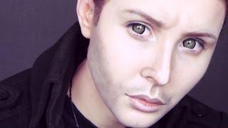 Скачать Dean Winchester Supernatural Makeup Tutorial By Anastasiya Shpagina