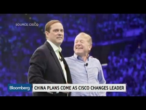 Can Cisco's China Investment Thaw Cybersecurity Tension?