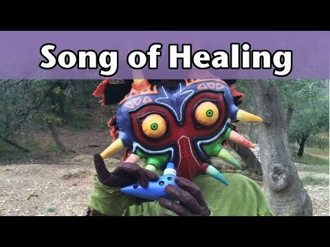 Majora's Ocarina - Part 2: Song of Healing