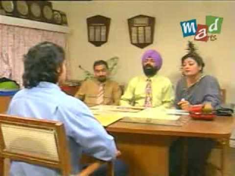 Weirdest job interview conducted by JASPAL BHATTI | Full Tension |