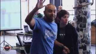 A Dirty Gym Proposal | Emily Power & Luis Miranda | 2015