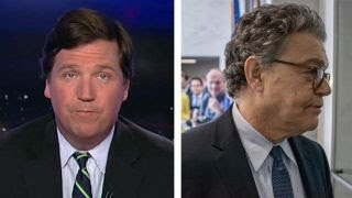 Tucker: Good riddance to Al Franken, but there's a downside