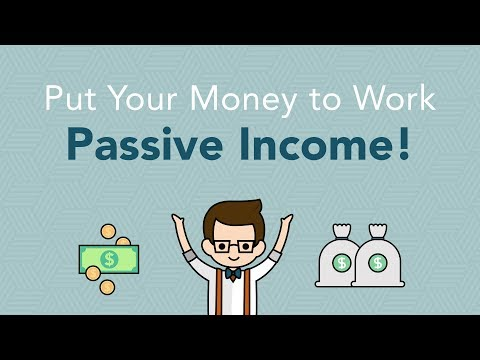 Passive Income: Make More Money in 2019! | Phil Town