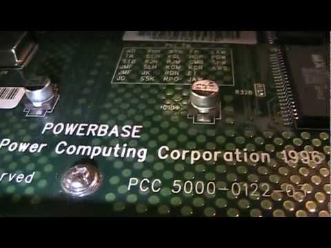 1997 Power Computing PowerBase 240 Macintosh clone