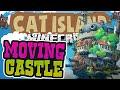 Minecraft: Cat Island #27 - Nilesy's Moving Castle