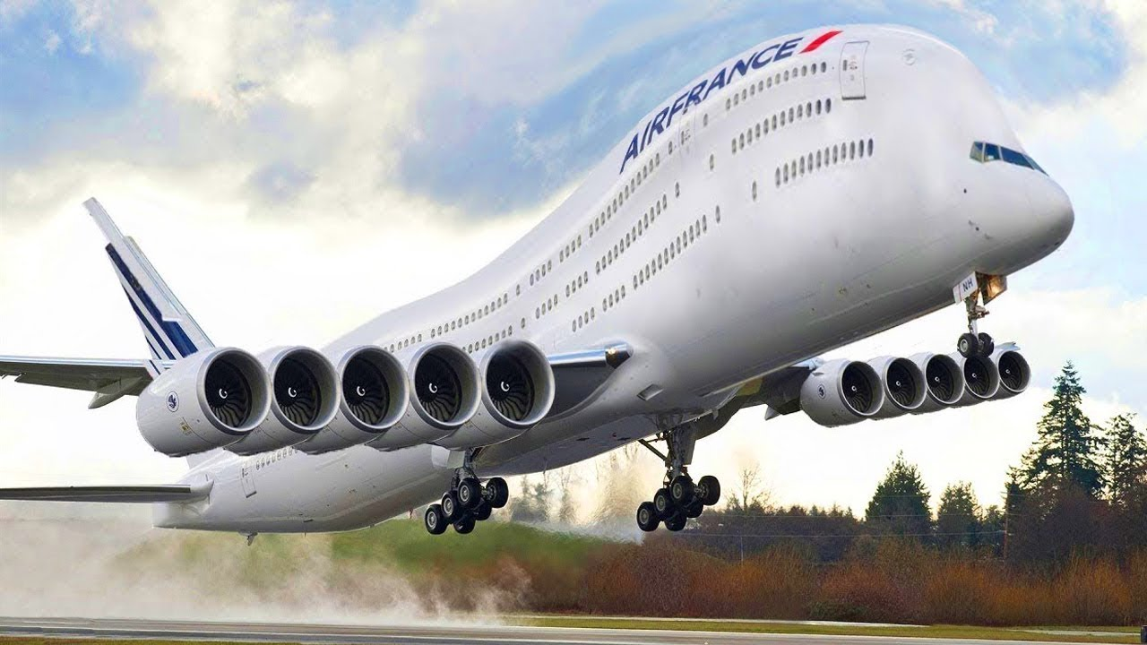 WORLDS LONGEST Wingspan aircraft begins Jet Engine tests ...
