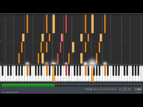 Synthesia Sonic the Hedgehog - His World