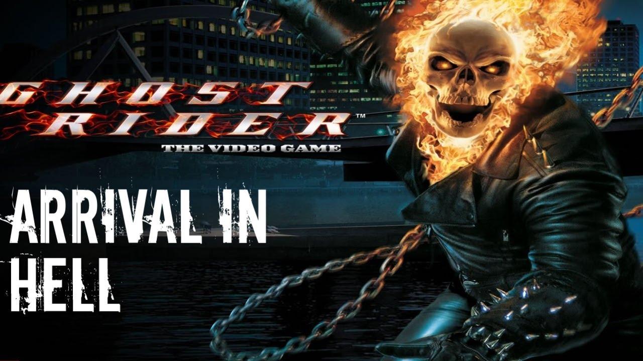 Ghost Rider Movie Game