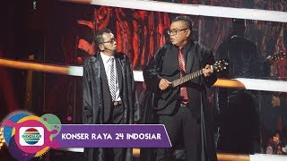 Download Video STAND UP COMEDY SHOW! Duet ABDEL & JARWO Bikin Pecah Panggung - KONSER RAYA 24 THN INDOSIAR MP3 3GP MP4