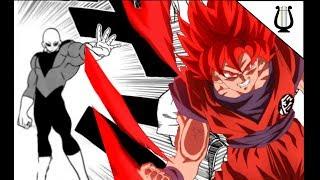 Análisis Manga 35: Una Nueva TRANSFORMACIÓN de Goku y la caída de Hit - Dragon Ball Super